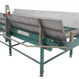 Транспортер для тюков схема транспортер ленточный